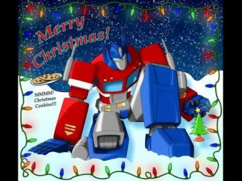 A Transformers Christmas
