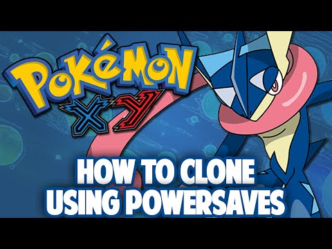 How to get any pokemon using powersaves