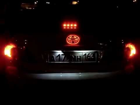 Car Badge Light Car Emblem Light Led Logo Light For Trunk
