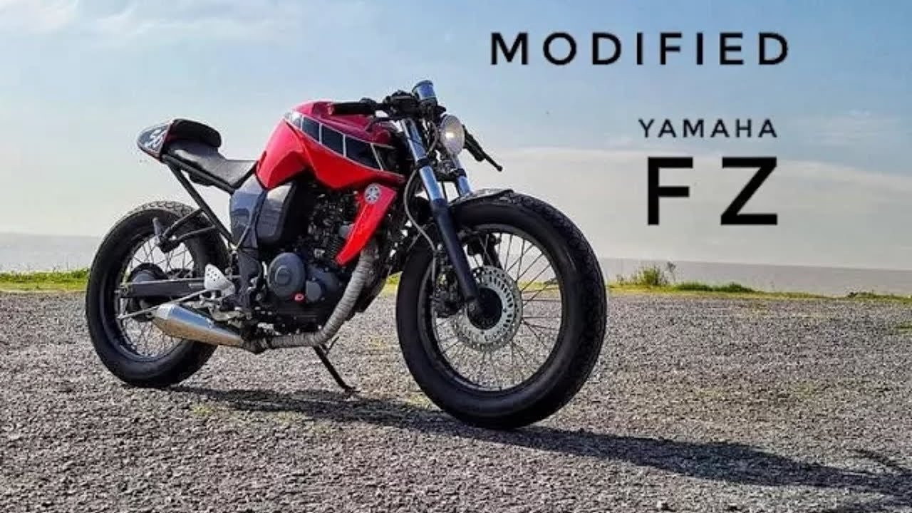 2011 Yamaha FZ16 - Moto.ZombDrive.COM