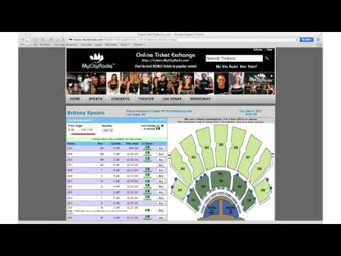 Britney Spears Tickets Las Vegas NV Planet Hollywood Theatre Of The Performing Arts