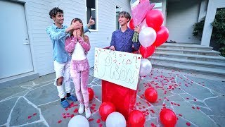 Download I ASKED MY CRUSH TO PROM! (SHE CRIED) Mp3 and Videos