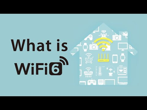 What's WiFi 6 (802.11ax)? The Next-Gen Wi-Fi is here | ASUS