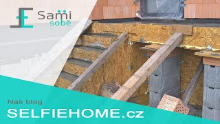 Sami Sobě - Betonování schodů svépomocí