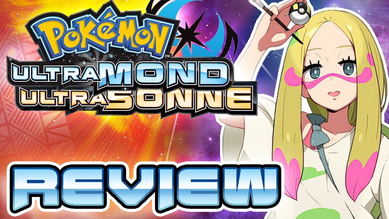 Pokemon Ultrasonne & Ultramond - Test - YouTube