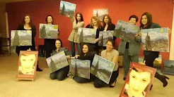 Paint-and-Wine-Canvas-Business.wmv
