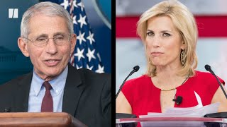 Dr. Anthony Fauci Shuts Down Laura Ingraham