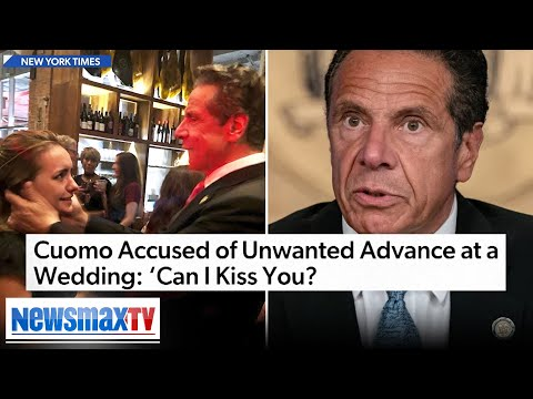 Cuomo's sausage party gains another, Dr. Seuss 'canceled' | Newsmax TV's Wake Up