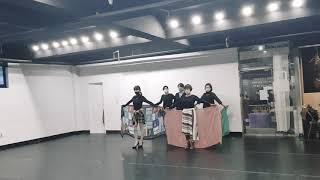 교대점 심화반 스카프 꽃만들기 ♡