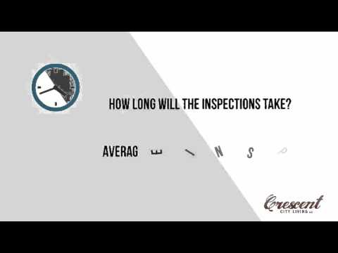The home buyer inspection process