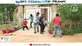 | WIFI PASSWORD PRANK | By Nadir Ali In | P4 Pakao | 2018
