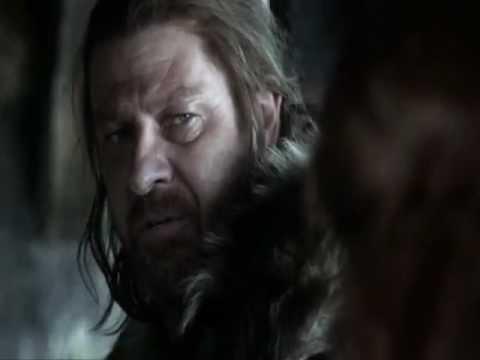 Winter is coming - Eddard Stark, Lord of Winterfell