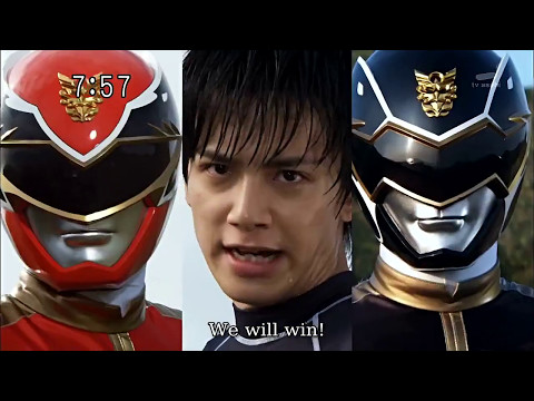 Tensou Sentai Goseiger Episode Previews