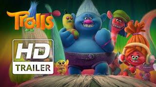 DreamWorks' Trolls | Official HD Trailer #3 | 2016