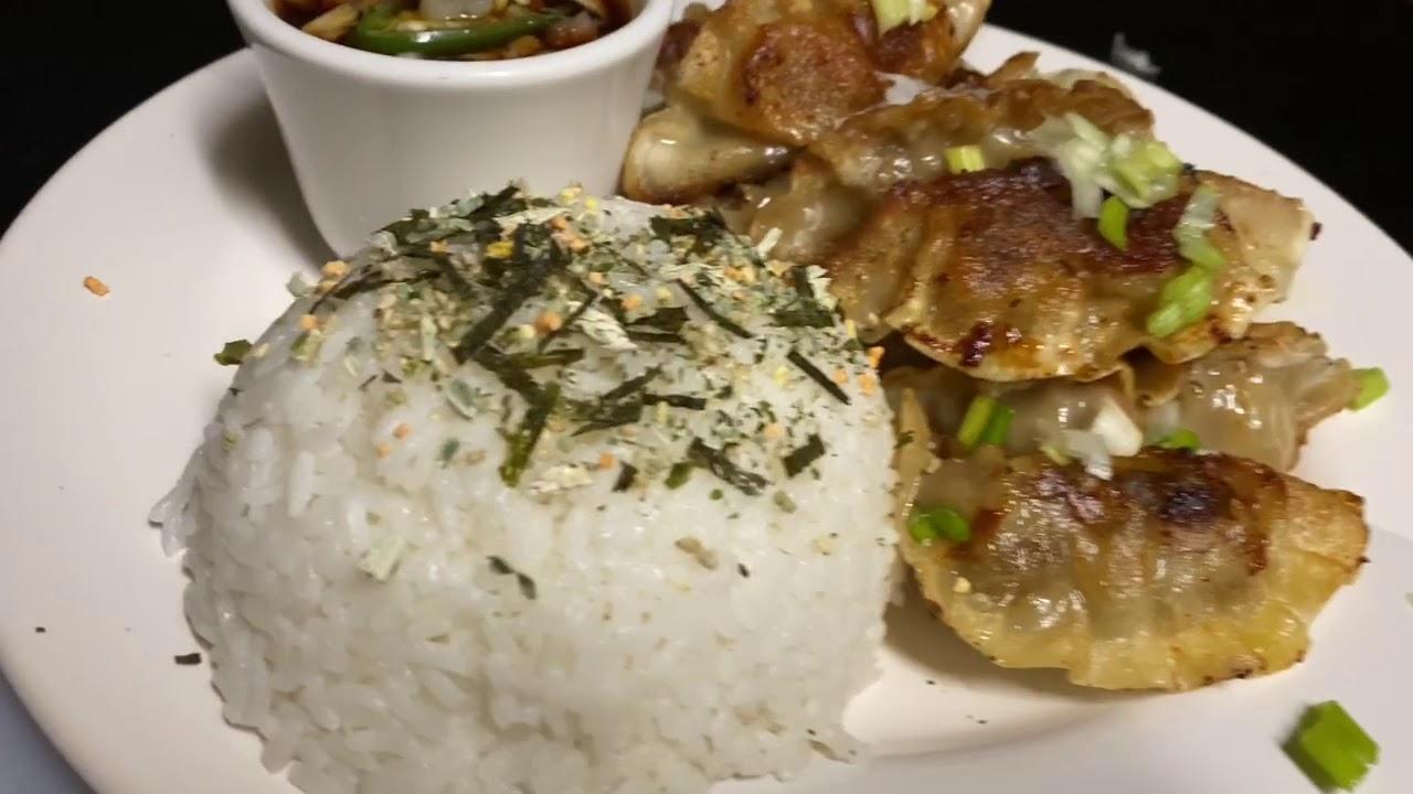 Korean Beef Bulgogi Dumplings - YouTube