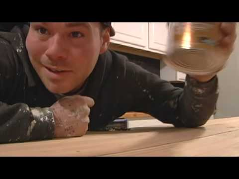 How to build your own countertops! OUT OF 2X6's!