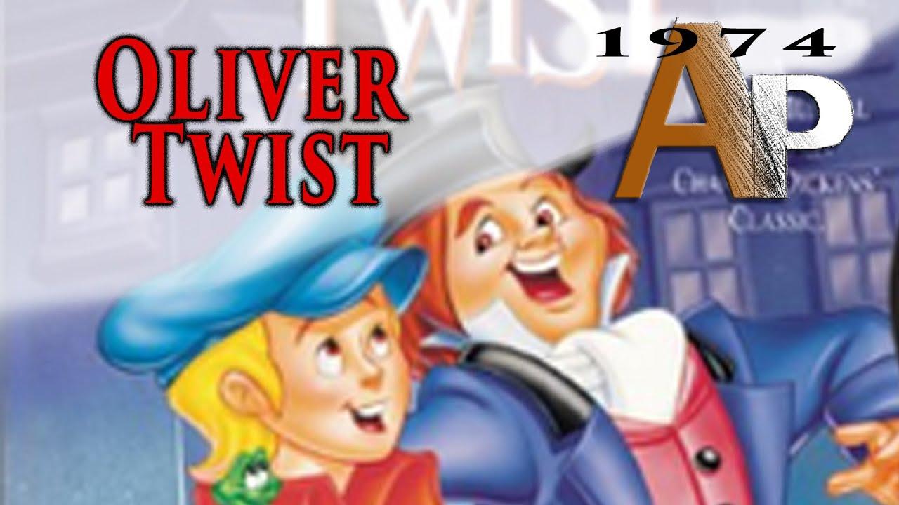 Oliver Twist 1974 Animation Pilgrimage Youtube