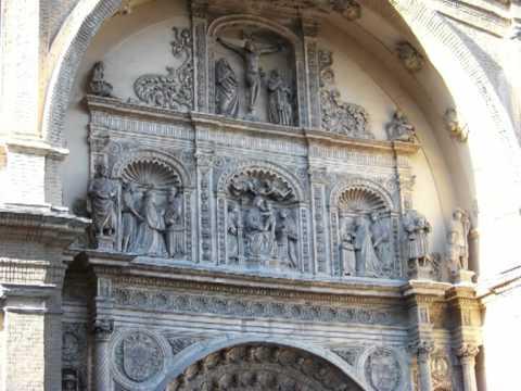 Iglesia Basílica de Santa Engracia Zaragoza.mpg - YouTube