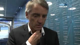 CAPITAL ONE: City 2-4 Villa Mancini Reaction