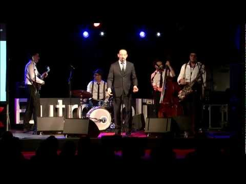 I don't mean a thing if it ain't got that swing: Al Paone Band at TEDxEutropolis