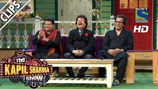 Kapil welcomes Ghazal Kings to the show -The Kapil Sharma Show-Episode 37 -27th August 2016