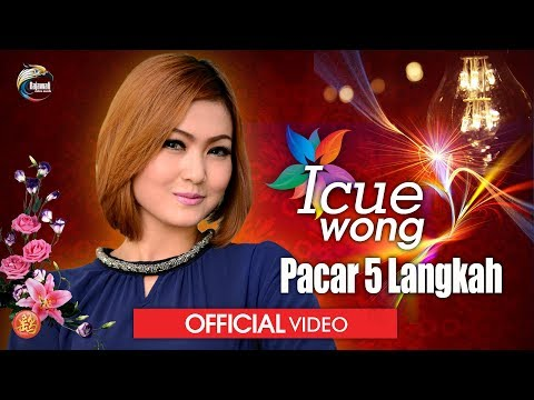 Icue Wong - Pacar 5 Langkah - Official Karaoke Video
