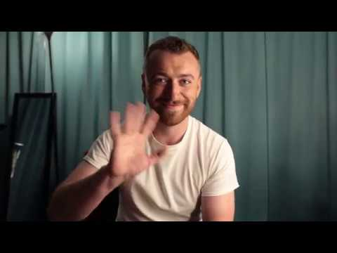 Sam Smith has a special message for SA fans