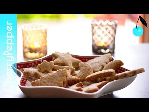 Biscuits à la poudre de noisettes grillées - recette vegan végétalienne végétarienne
