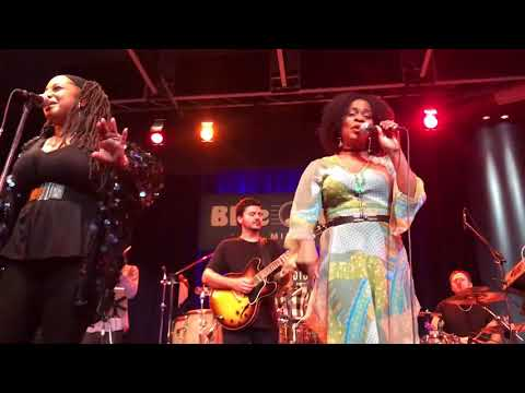 Spellbound And Speechless - Incognito Live Blue Note Milano 2018