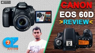 Canon EOS 60D DSLR Camera Full Review in Bangla | a2z Review | HANDYFILM