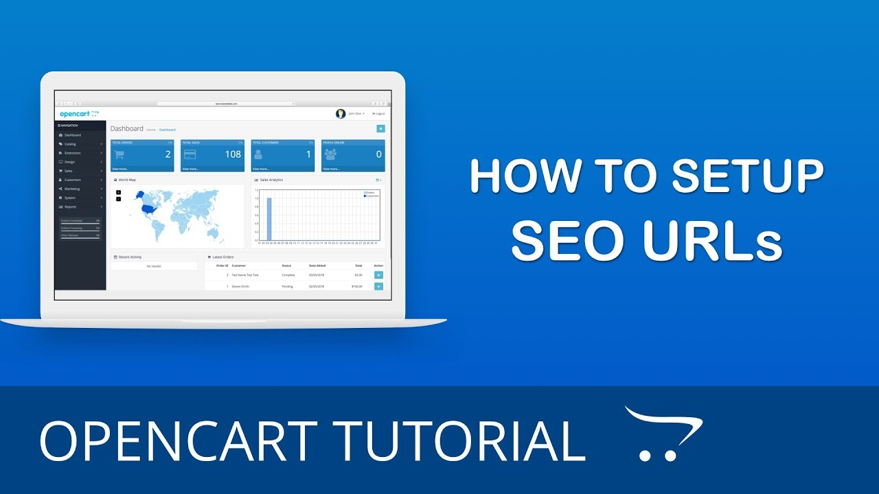 How To Set Up Seo Urls In Opencart 3x Youtube Boat Electrical Wiring Diagrams 404 Page Not Found Error Ever