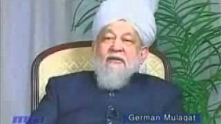 Jokes tells by Man of God Hazrat Mirza Tahir Ahmad(rah) #5