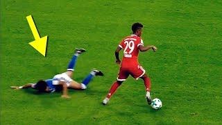 20 Humiliating Ankle Breaker Skills In Football