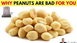 🥜Why Peanuts Are Bad