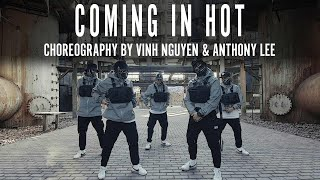 "Lecrae & Andy Mineo ""Coming In Hot"" Choreography by Vinh Nguyen & Anthony Lee"