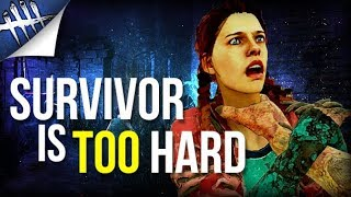 Dead by Daylight Gameplay - Survivor is Too Hard!