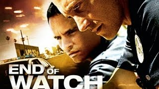 End Of Watch - Movie Review By Chris Stuckmann