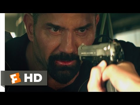 Heist (2015) - Gassing Up Scene (4/10)   Movieclips
