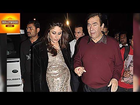 Randhir Kapoor REACTS To Kareena's Pregnancy News | Bollywood Asia