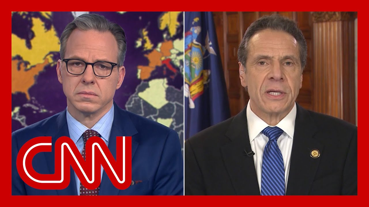 NY governor: We're not going to stop coronavirus at this rate of ...