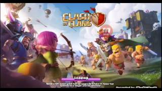 Nights games ( clash of clans)#1