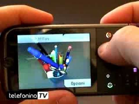 Motorola zn5 videoreview da telefonino.net