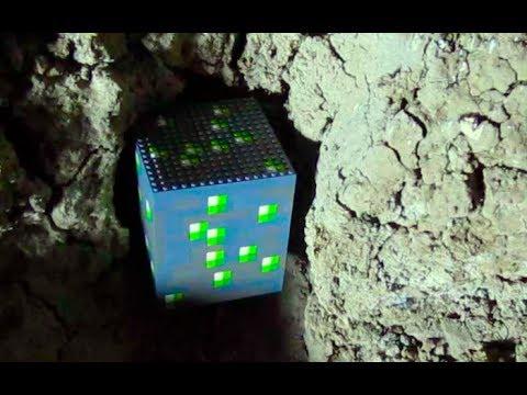 lego emerald ore minecraft youtube