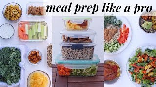 Open me 👇🏼 today i'm sharing some of my favorite meal prep hacks that will make your life so much easier. doesn't mean eating the same boring thing...