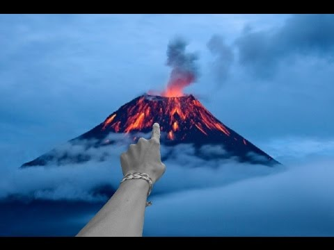 Climbing the World's Most Active Volcano!