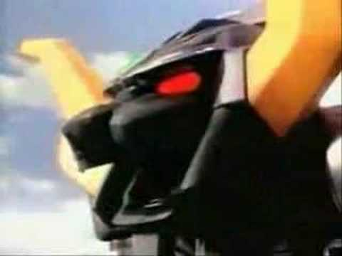 Mighty Morphin  Power Rangers Lost Galaxy - Magna Defender