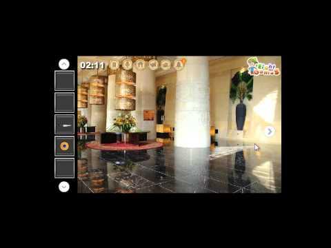 Escape From Raffles Hotel At Dubai By EightGames WalkThrough