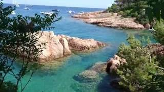 Pueblos de la Costa Brava: Tamariu, Calella de Palafrugell, Palamos - Part 1