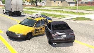 Realistic Car Crash Compilation 8 - BeamNG Drive