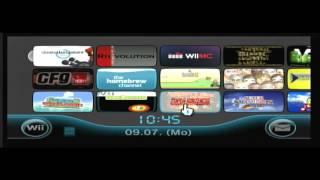 Wie man den Homebrew Channel auf Wii Firmware 4.3E ohne Spiel Installiert